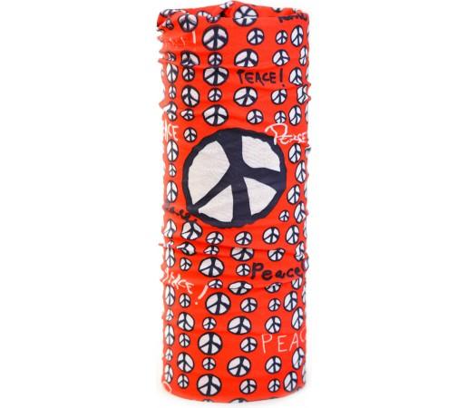Neck Tube Bars Peace