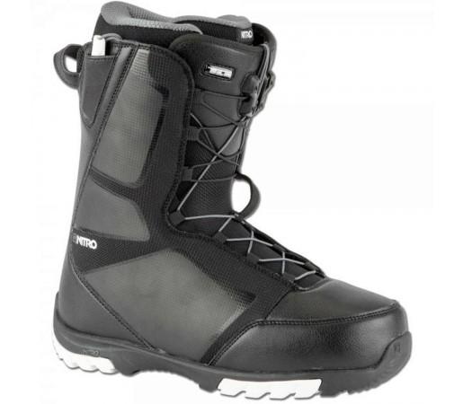 Boots Snowboard Barbati Nitro Sentinel TLS Negru