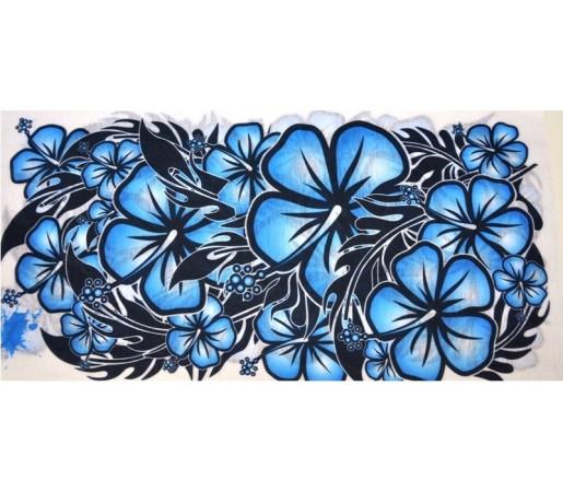 Neck tube Bars Flowers