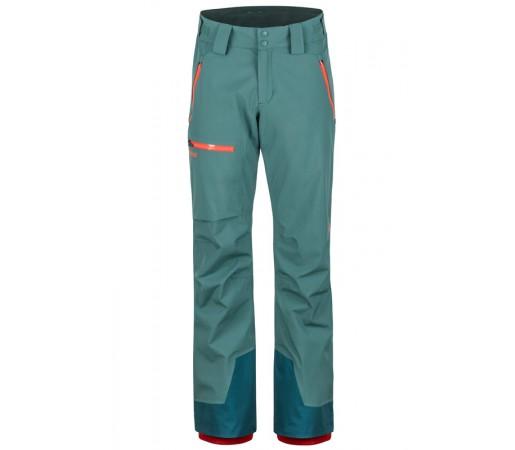 Pantaloni Ski Barbati Marmot Refuge Verde