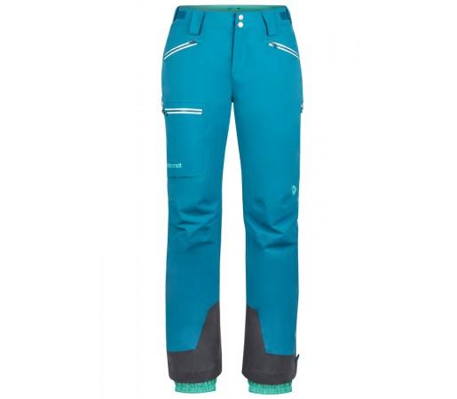 Pantaloni Schi Marmot Refuge W Albastru