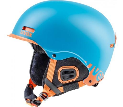 Casca Schi si Snowboard Uvex Hlmt 5 Core Albastra
