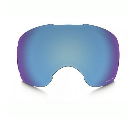 Lentila Ochelari Ski si Snowboard Oakley Airbrake XL Prizm Sapphire Iridium Albastru
