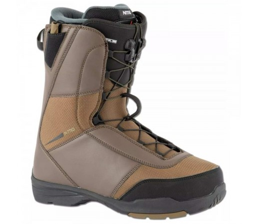 Boots Snowboard Barbati Nitro Vagabond TLS Maro