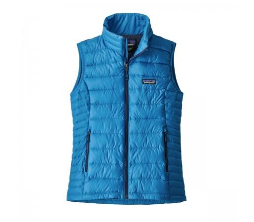 Vesta Femei Hiking Patagonia Down Sweater Albastru