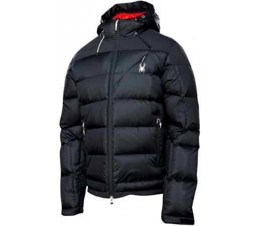 Geaca Schi si Snowboard Spyder Bernese Negru