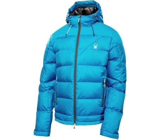 Geaca Schi si Snowboard Spyder Bernese Albastru