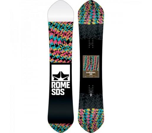 Placa Snowboard Rome Kashmir 150 2020