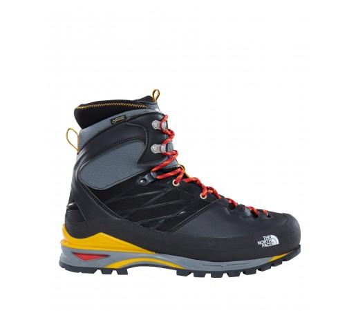 Incaltaminte Hiking The North Face Verto S4K GTX M Negru / Galben