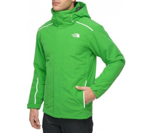 Geaca The North Face M Kardiak Triclimate Verde