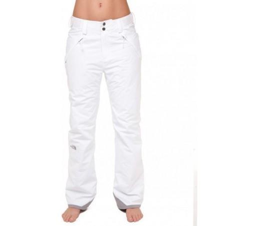 Pantaloni The North Face W's Dewline Alb 2013
