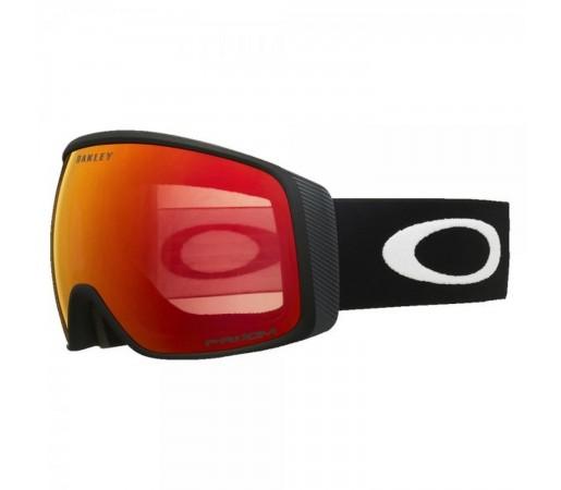 Ochelari Ski Si Snowboard Unisex Oakley Flight Tracker XL Matte Black Prizm Snow Torch Iridium Negru
