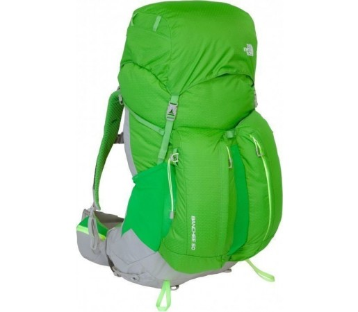 Rucsac The North Face Banchee 50 Flashlight Green/Safety Green
