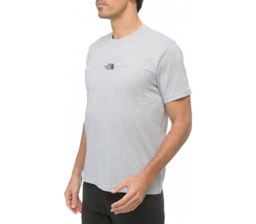 Tricou The North Face Embroided Logo M Heather Grey 2013