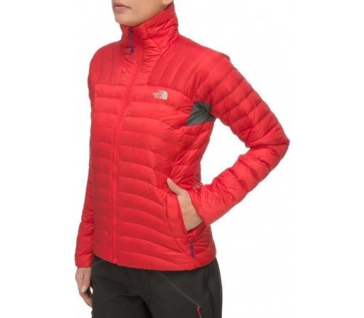 Geaca The North Face W Thunder Micro Rosu