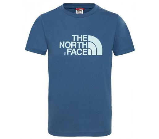 Tricou Juniori The North Face Easy Albastru