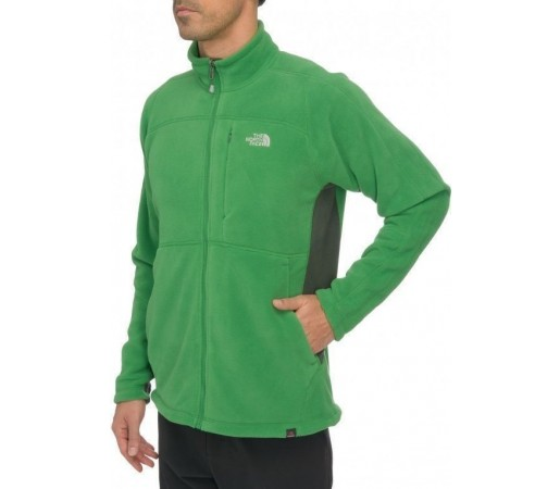 Bluza The North Face M 200 Shadow FZ Verde