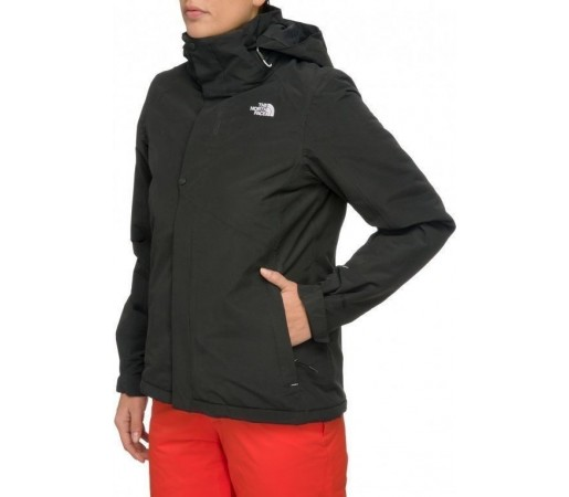 Geaca The North Face W Lauberhorn Negru