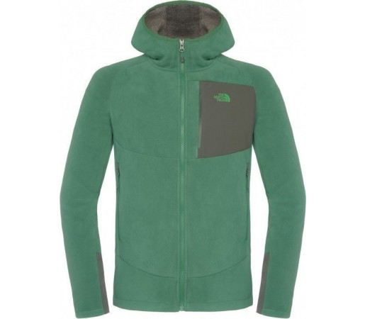 Bluza The North Face M Chimborazo Hoodie Verde