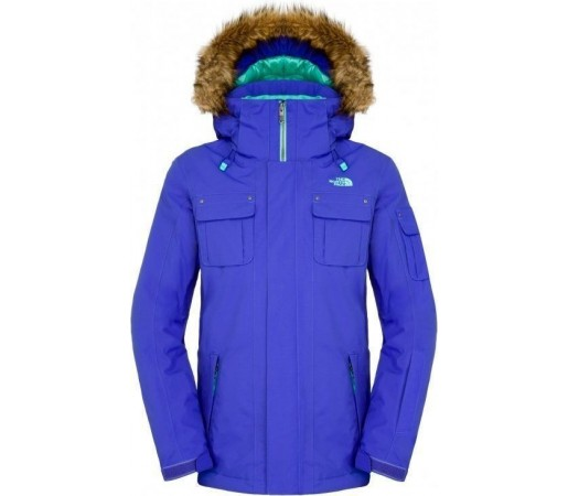 Geaca The North Face W Baker Blue