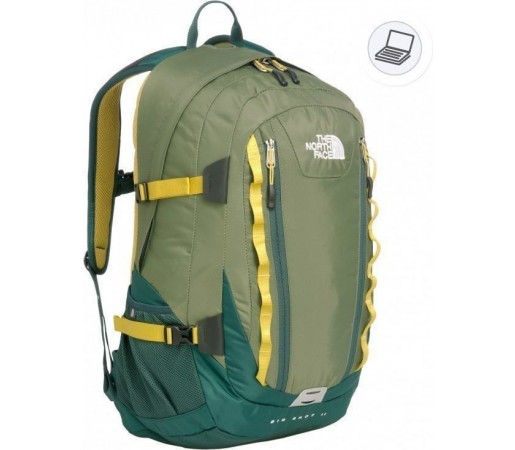 Rucsac The North Face Big Shot II Verde