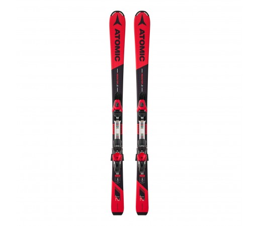 Skiuri cu legaturi Juniori Atomic Redster J2 130-150 + C 5 Et 2019