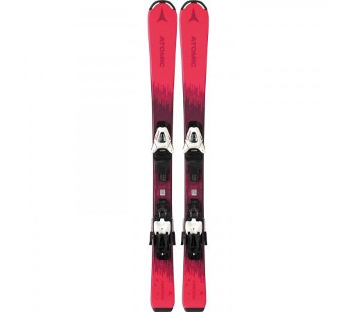 Set Skiuri Copii Atomic VANTAGE GIRL X 100-120 + Legaturi C5 GW
