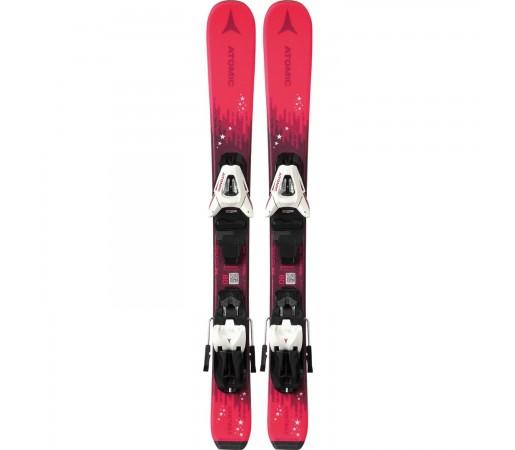 Set Skiuri Copii Atomic VANTAGE GIRL X 70-90 + Legaturi C 5 GW