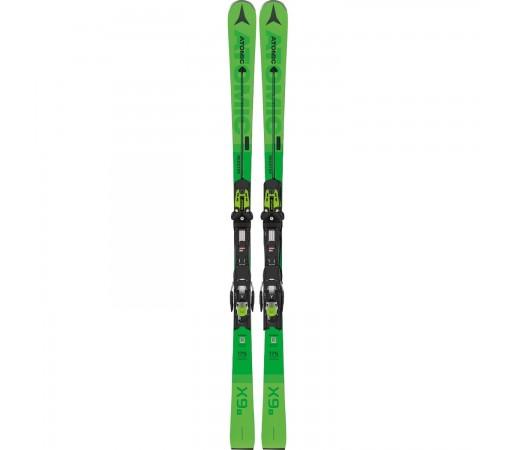Set Skiuri Unisex Atomic REDSTER X9 S + Legaturi X 12 TL GW
