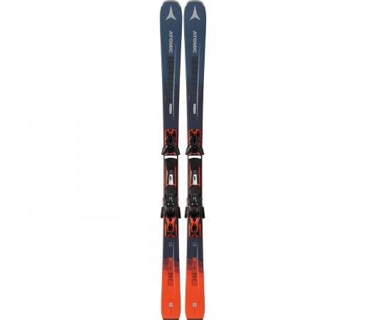 Set Skiuri Unisex Atomic VANTAGE 79 TI + Legaturi FT 12 GW