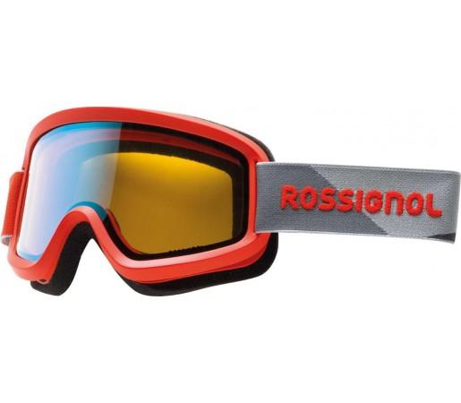 Ochelari schi si snowboard Rossignol Ace Blaze Mirror Rosii