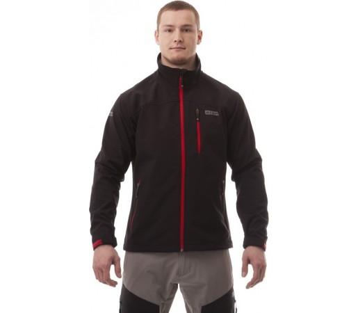 Geaca Nordblanc Advanture Men's Softshell Jacket Negru