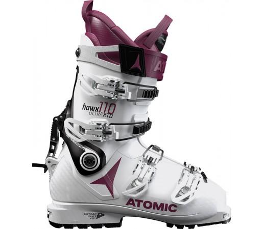 Clapari Ski Femei Atomic Hawx Ultra XTD 110 Alb / Negru / Mov 2019