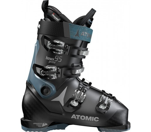 Clapari Ski Femei Atomic Hawx Prime 95 Negru / Albastru 2019