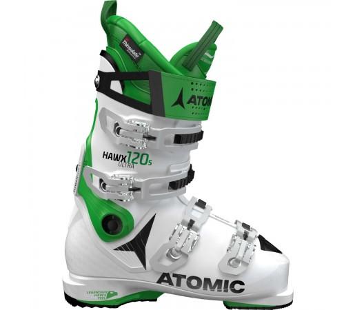 Clapari Ski Barbati Atomic HAWX ULTRA 120 S White/Green