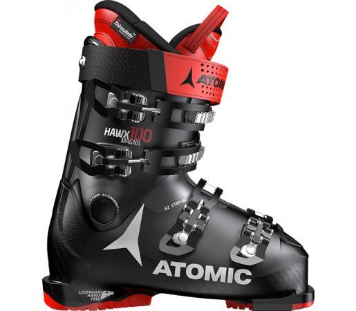Clapari Ski Barbati Atomic Hawx Magna 100 Negru / Rosu 2019