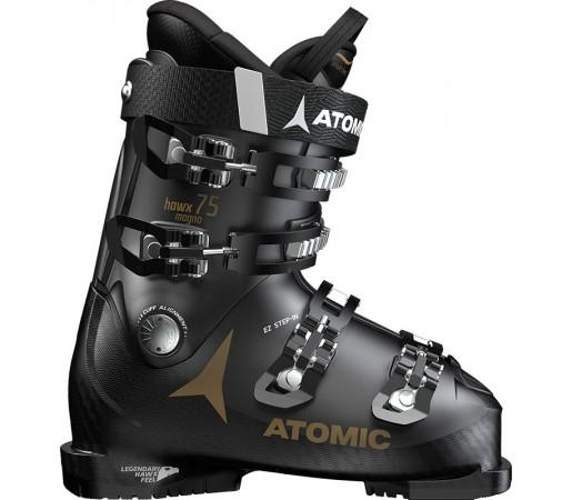 Clapari Ski Femei Atomic Hawx Magna 75 Negru / Auriu 2019