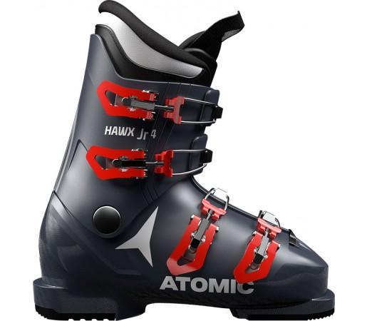 Clapari Ski Juniori Atomic Hawx Jr 4 Bleumarin / Rosu 2019