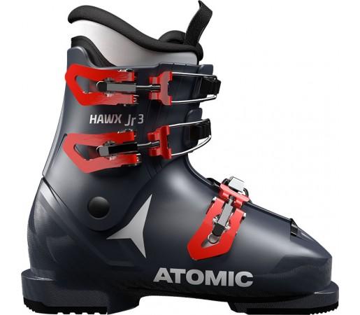 Clapari Ski Juniori Atomic Hawx Jr 3 Bleumarin / Rosu 2019