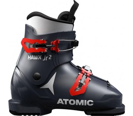 Clapari Ski Juniori Atomic Hawx Jr 2 Bleumarin / Rosu 2019