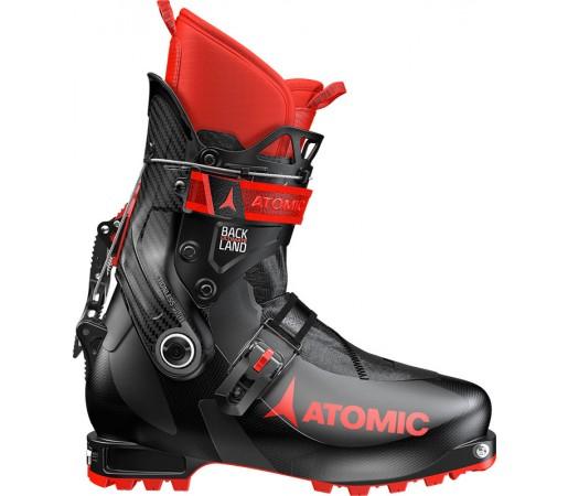 Clapari Ski Barbati Atomic Backland Ultimate Negru / Rosu 2019