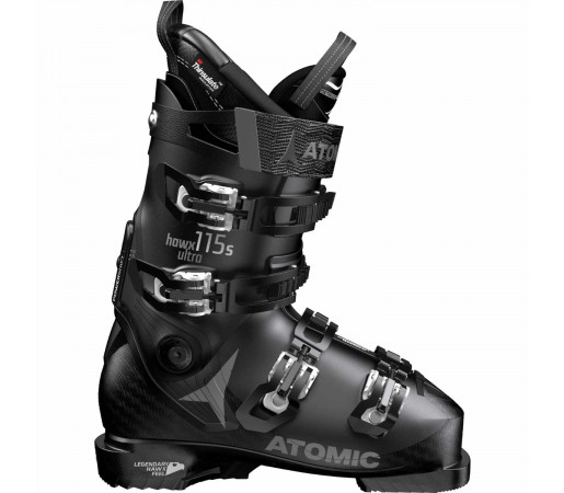 Clapari Ski Femei Atomic HAWX ULTRA 115 S W Black/White