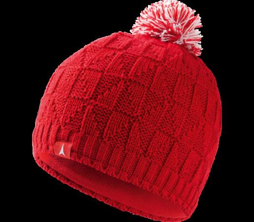 Caciula Atomic W Basket Weave Red
