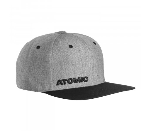 Sapca Atomic Cap Alps Heather Cap-Grey Heather