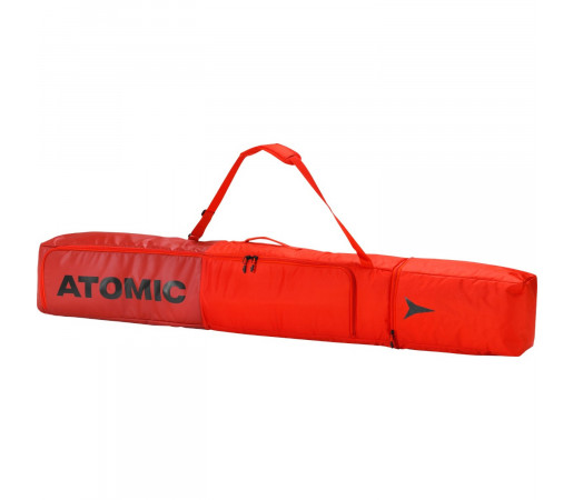 Husa Ski Si Bete Atomic Double Ski Bag Bright Red/Dark Red