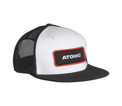 Sapca Atomic Cap Alps Trucker Cap White