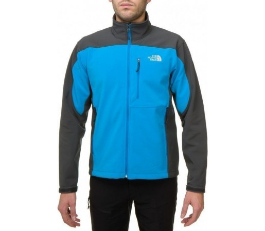 Geaca The North Face M's Apex Bionic Albastru 2013