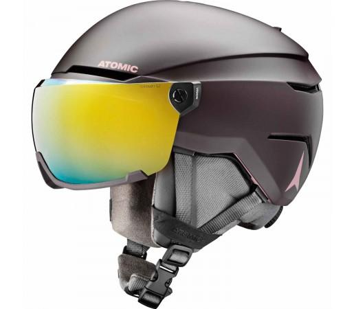 Casca Ski Copii Atomic SAVOR VISOR STEREO Nightshade