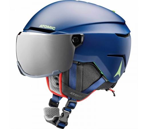 Casca Ski Copii Atomic SAVOR VISOR JR Blue