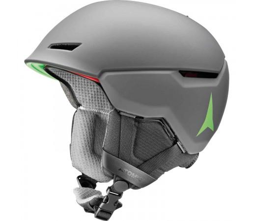 Casca Ski Unisex Atomic REVENT+ Grey/Green